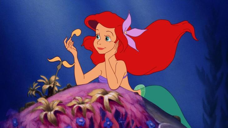 Ariel la petite sirene