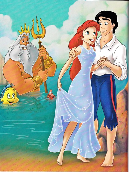 Ariel Prince Eric