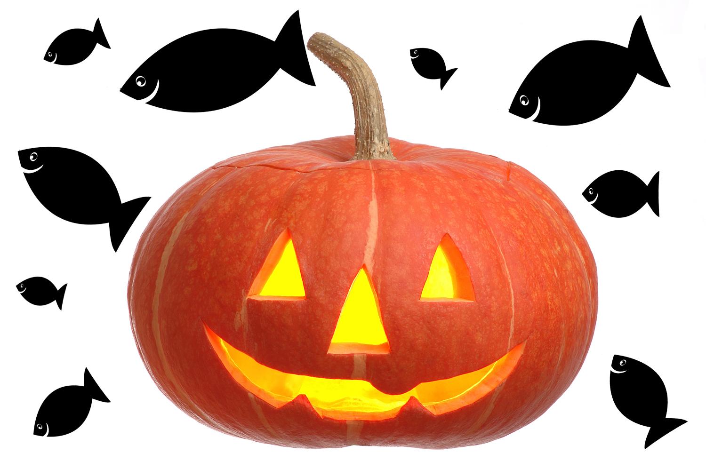 Coloriage Citrouille pour Halloween à imprimer