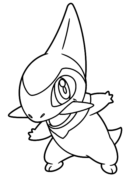 pokemon amaura coloring pages - photo#17