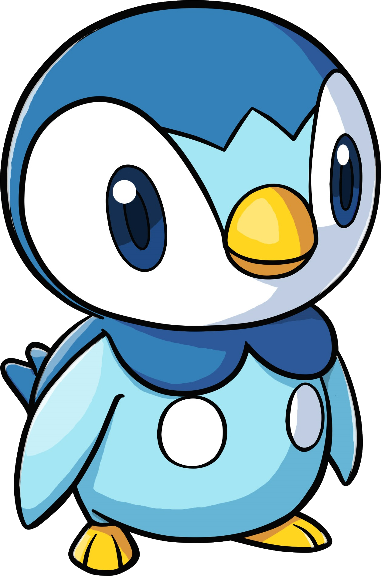 Coloriage tiplouf pokemon imprimer - Pokemon gratuit ...