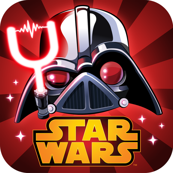 Coloriage Angry Birds Star Wars A Imprimer