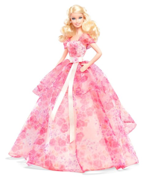 Barbie robe