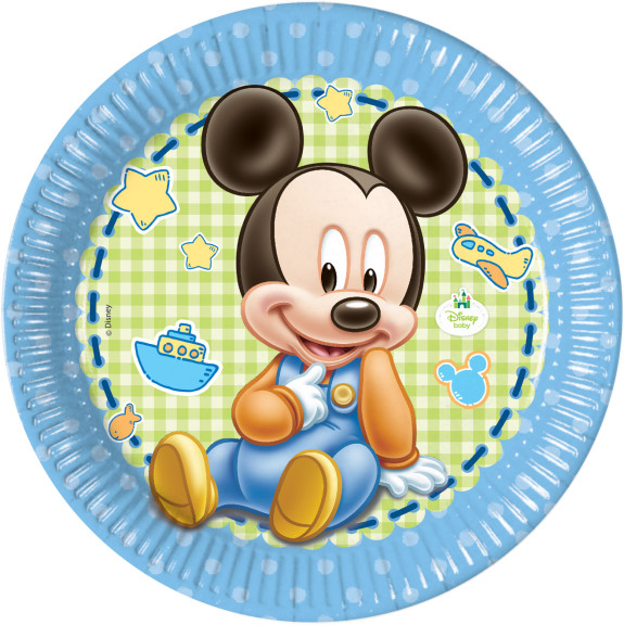 Bebe Mickey anniversaire