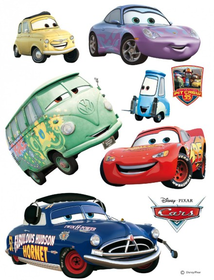Cars personnage