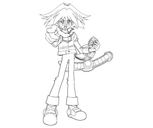 Coloriage Syrus Truesdale