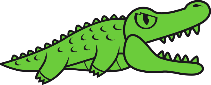 Crocodile dessin