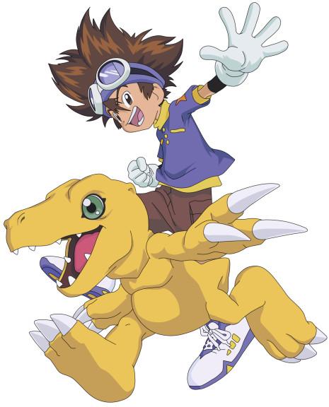 Digimon Agumon