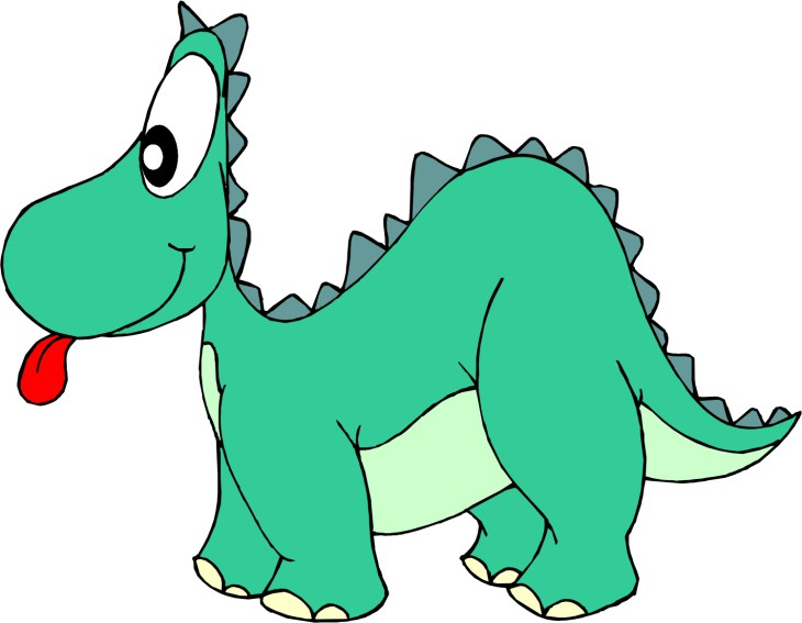 Dinosaure marrant