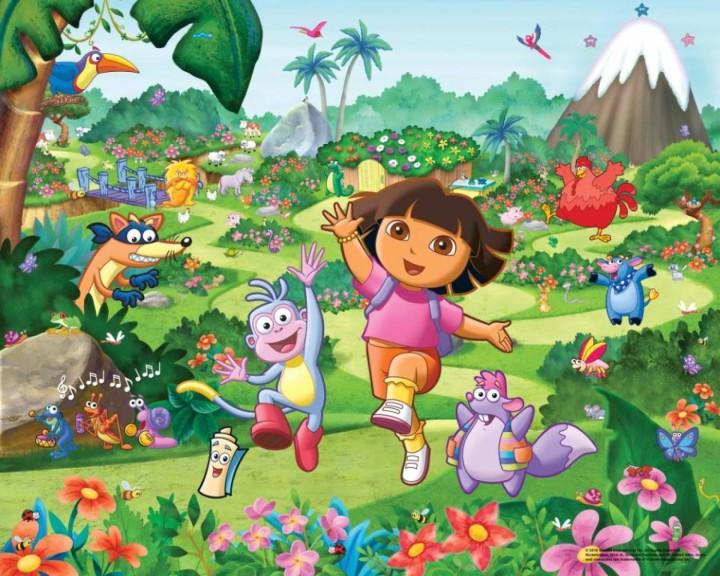 Dora jungle