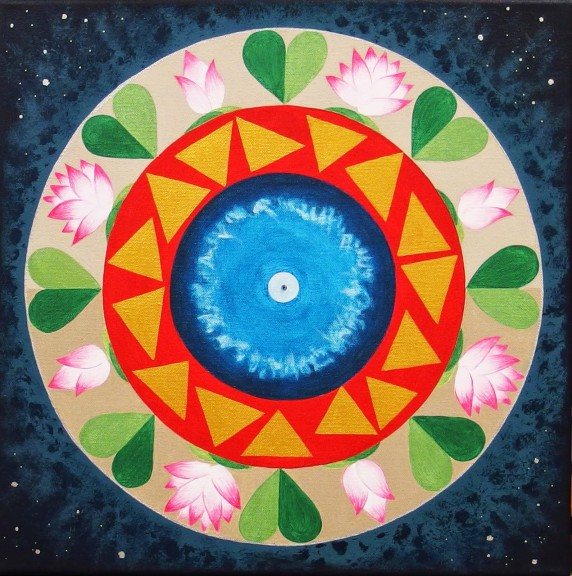 Mandala dessin