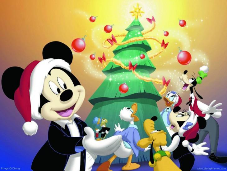 Mickey Dingo Noel
