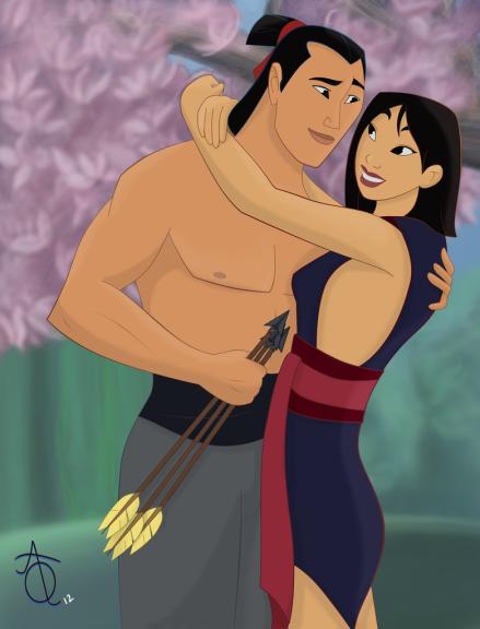 Mulan Shang