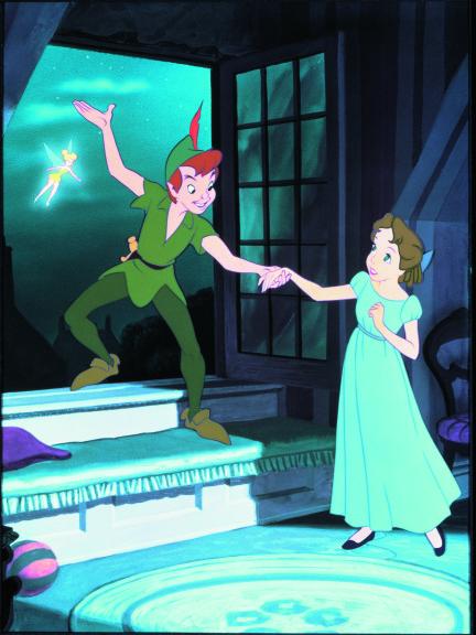Peter Pan Wendy