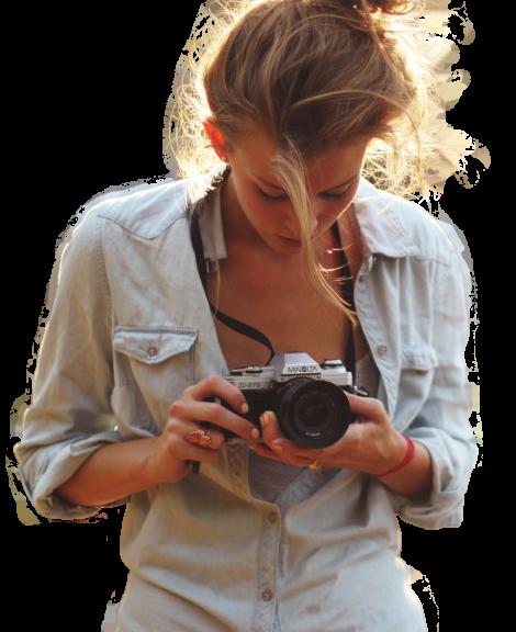 Photographe femme