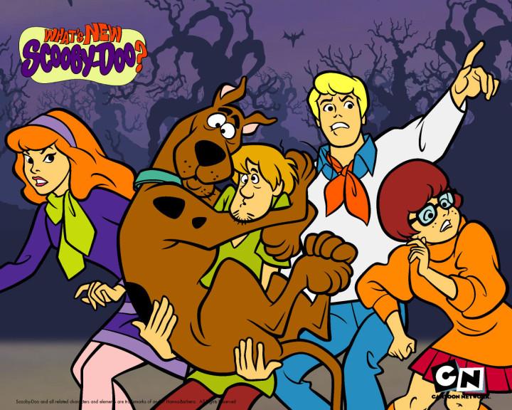 Scooby-Doo peur