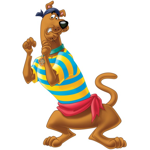 Scooby-Doo pirate