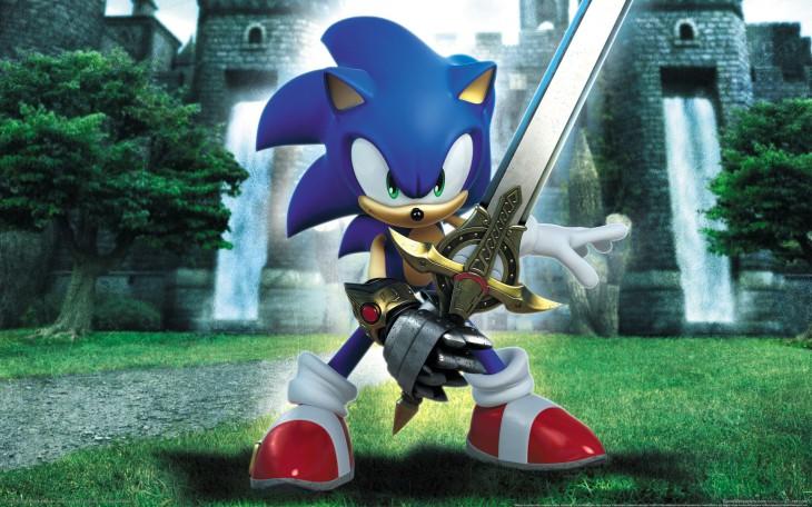 Sonic épée