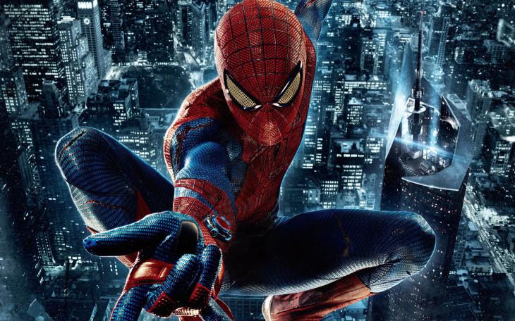 Spiderman ville