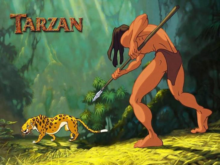 Tarzan tigre