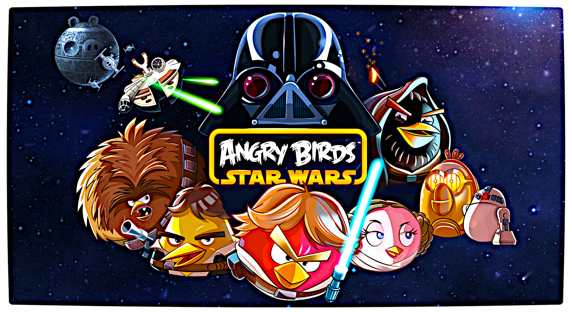Coloriage angry birds star wars gratuit imprimer - Telecharger angry birds star wars gratuit ...