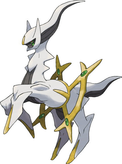Coloriage pokemon l gendaire arceus imprimer - Pokemon x et y legendaire ...