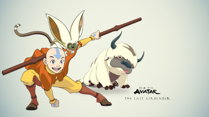 Avatar dessin anime