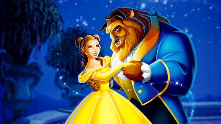 Belle et la bete Disney