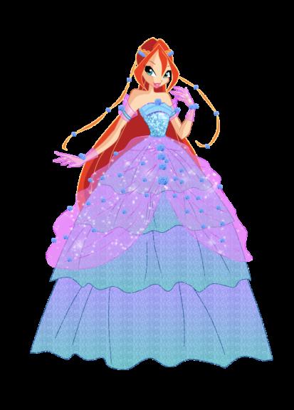Bloom princesse