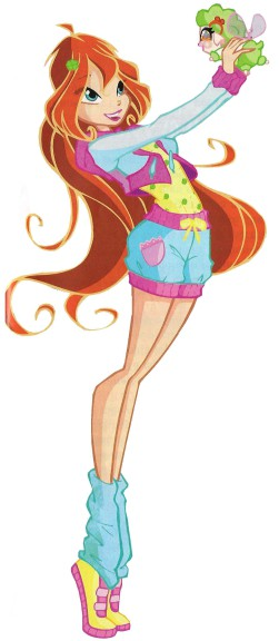 Bloom Winx Club