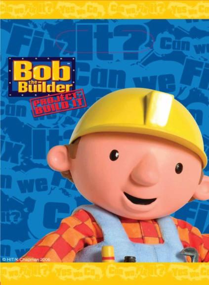 Bob le bricoleur personnage