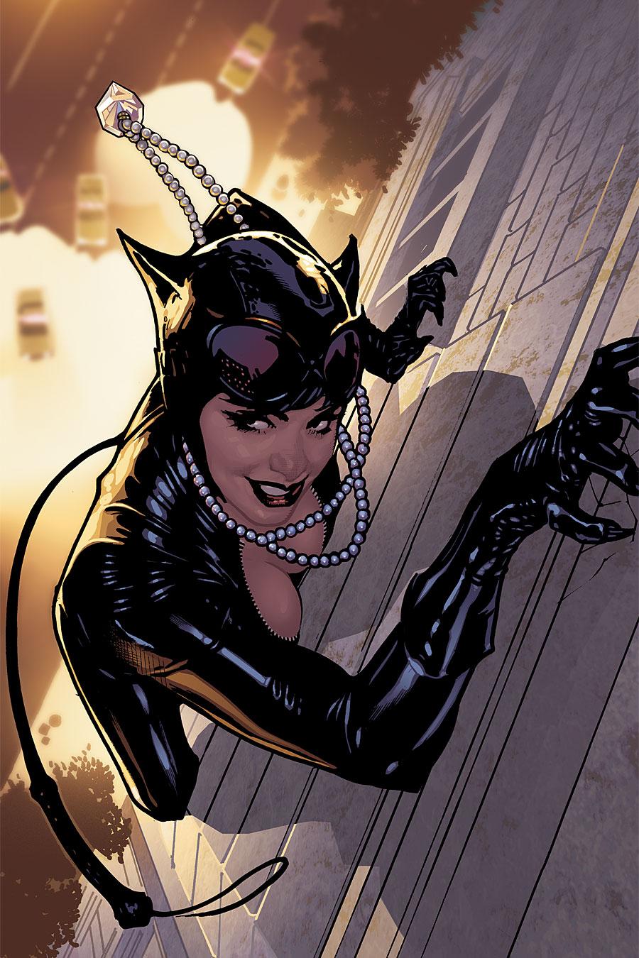 Coloriage catwoman imprimer - Dessin catwoman ...