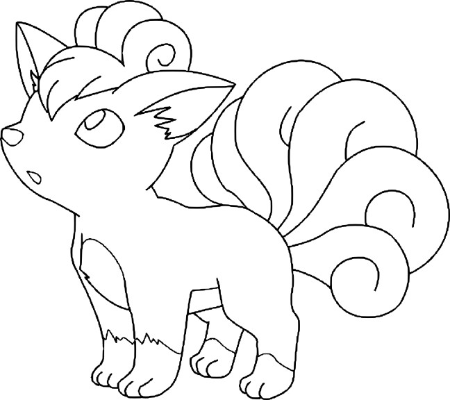 pokemon luxio coloring pages - photo#16