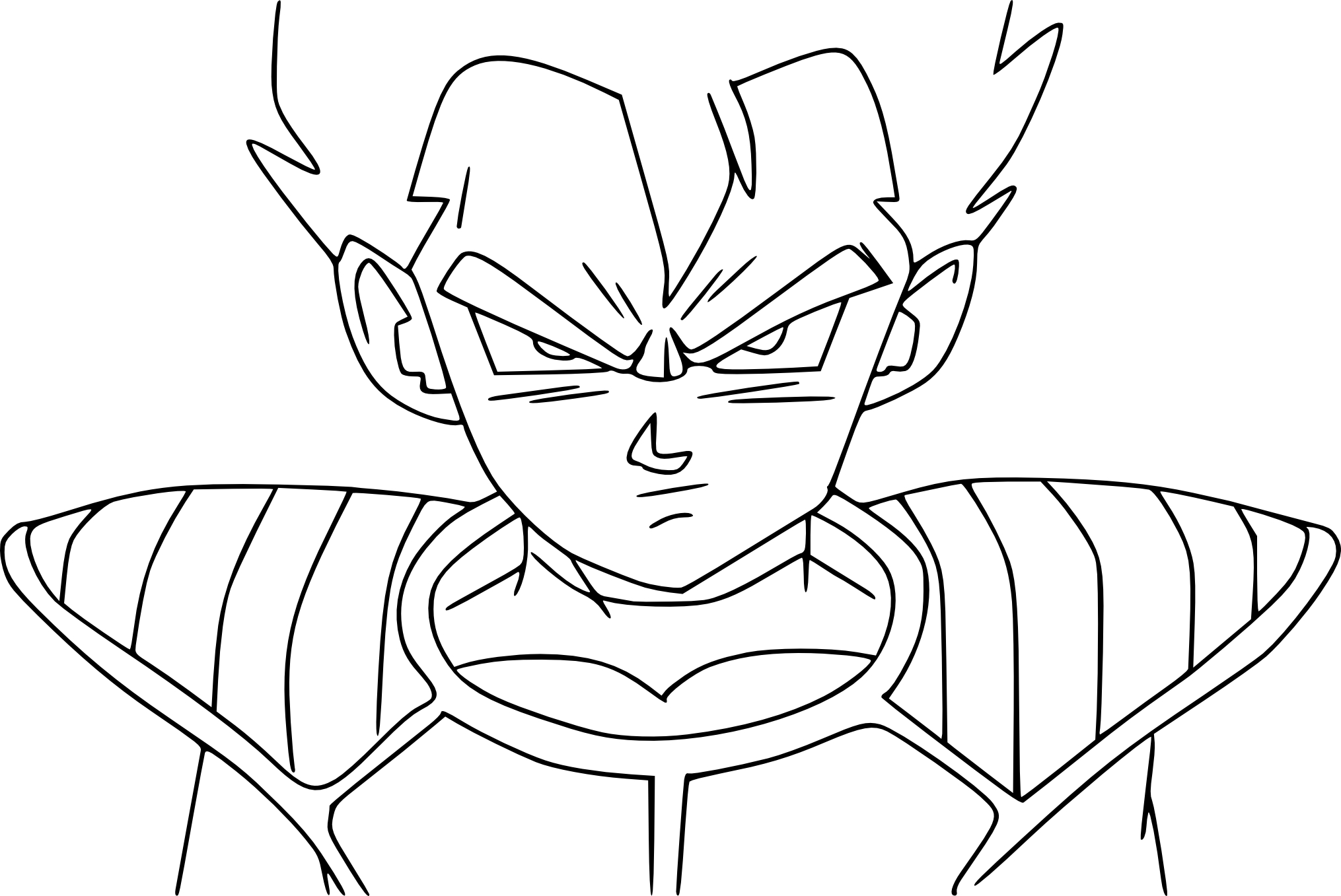 Coloriage Tarble DBZ