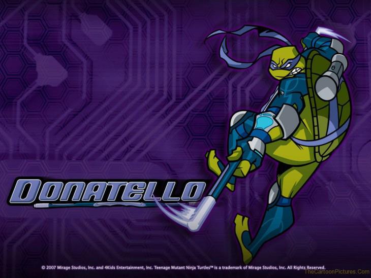 Donatello Tortue Ninja
