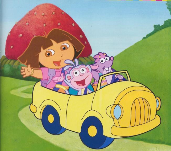 Dora voiture