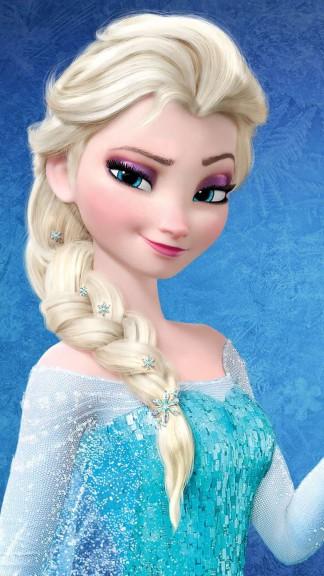 Elsa visage