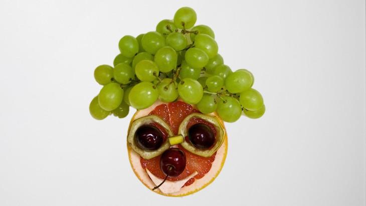 Fruit visage
