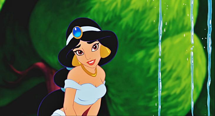 Jasmine Aladdin Disney