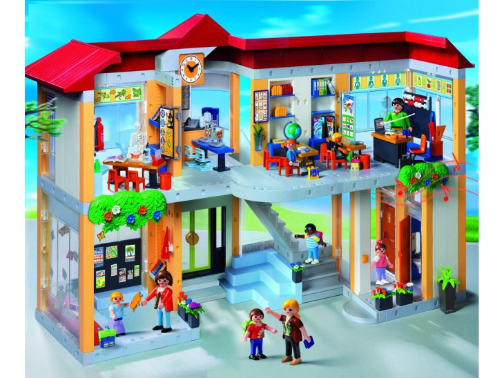 coloriage playmobil jouet imprimer. Black Bedroom Furniture Sets. Home Design Ideas