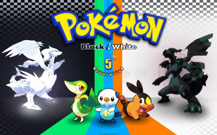 Pokemon noir et blanc 2