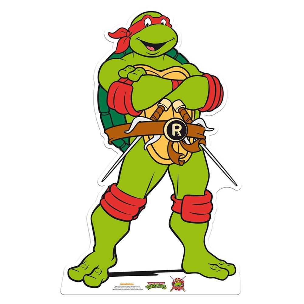 Coloriage raphael tortue ninja imprimer - Tortue ninja raphael ...
