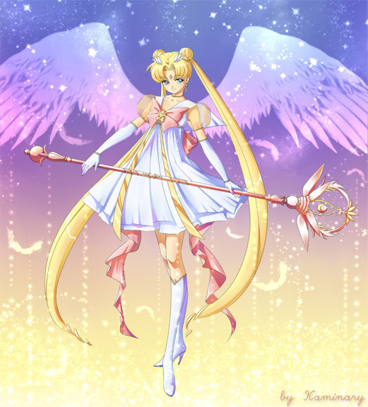Sailor Moon ange