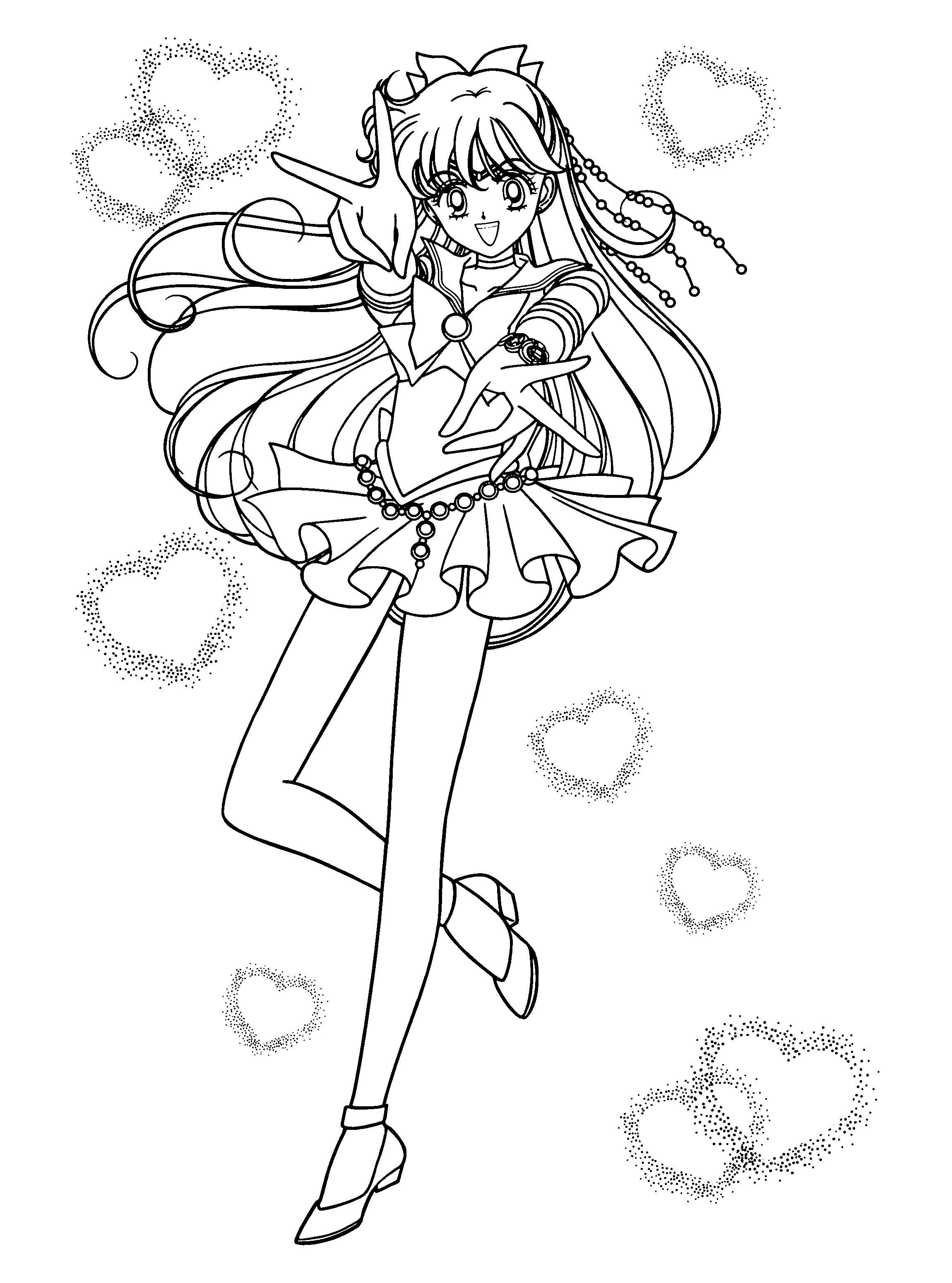 Sailor Moon dessin