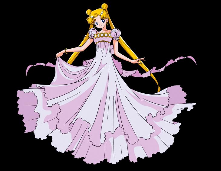 Sailor Moon princesse