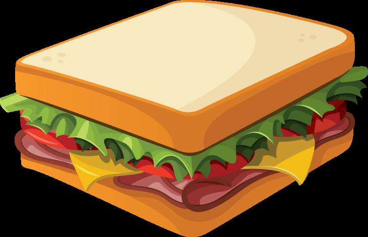 Sandwich dessin