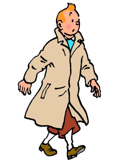 Coloriage tintin imprimer - Tintin gratuit ...