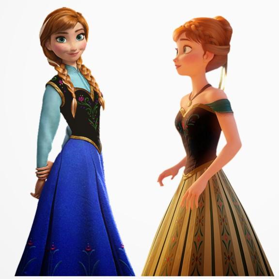 Anna Princesse