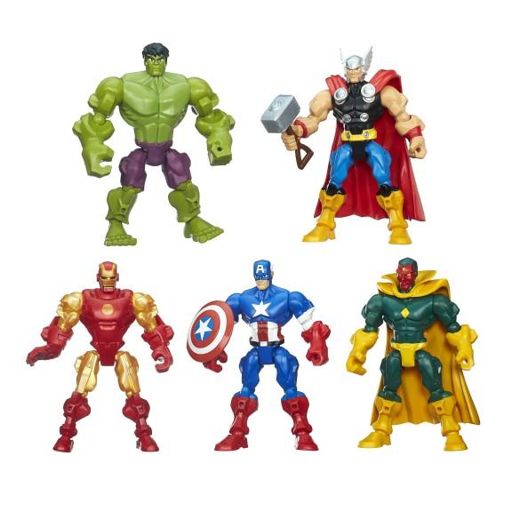 coloriage avengers héros à imprimer