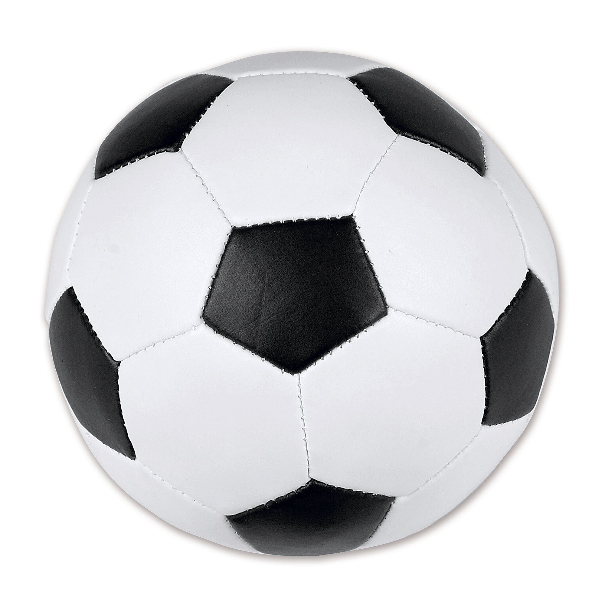 Coloriage ballon de foot à imprimer